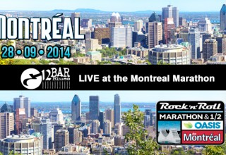 Montreal Marathon 12 Bar Blues
